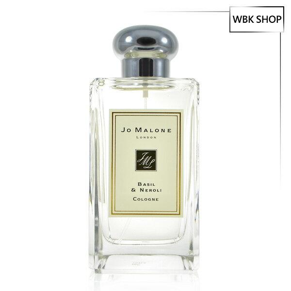 JoMalone羅勒與橙花純露中性香水100ml(含外盒、緞帶、提袋)-WBKSHOP