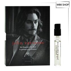 John Varvatos 經典男性淡香水 針管小香 1.5ml Le Parfum Pour Homme EDT - WBK SHOP