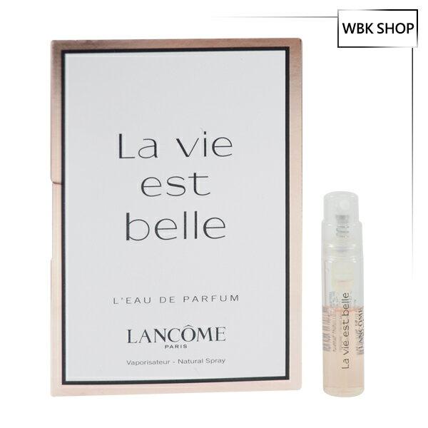 Lancome 蘭蔻 美好人生 香水 淡香精 針管小香 1.5ml La Vie Est Belle L\