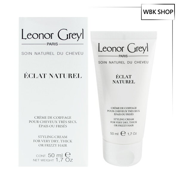 Leonor Greyl 自然煥髮乳 50ml clat Naturel - WBK SHOP
