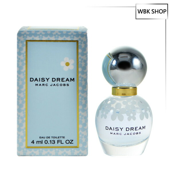 Marc Jacobs 雛菊之夢 淡香水 小香 4ml Daisy Dream EDT ~