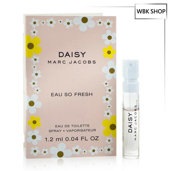 Marc Jacobs Daisy 清甜雛菊女性淡香水 針管小香 1.2ml ~ WBK