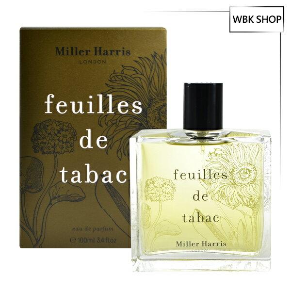 Miller Harris 米勒赫哈里斯 巴黎菸草淡香精 100ml Feuilles De Tabac EDP - WBK SHOP