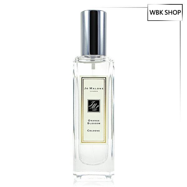 【買就送Amore Pacific體驗包,隨機出貨數不挑款】Jo Malone 橙花 女性香水 30ml (含外盒、緞帶、提袋) - WBK SHOP