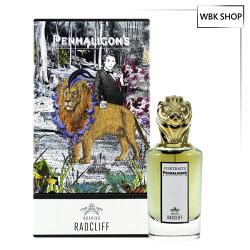 Penhaligon's 潘海利根 獸首肖像香水-咆哮的拉德克里夫 淡香精 75ml (獅子) Portraits-Roaring Radcliff EDP - WBK SHOP