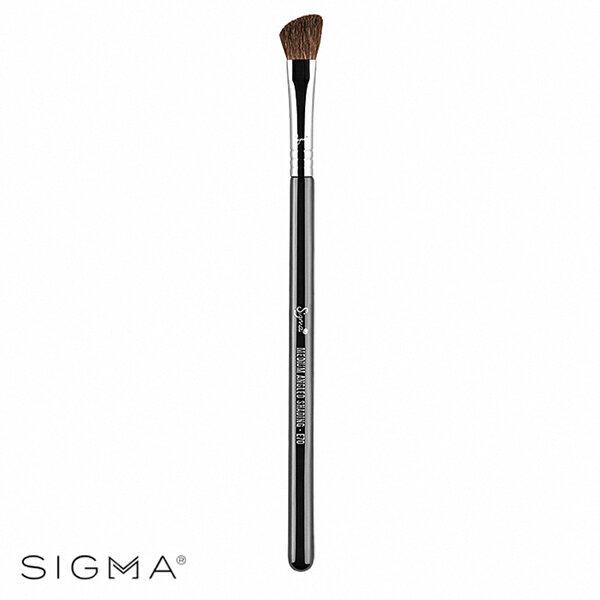 Sigma E70-中型斜角鼻影刷 Medium Angled Shading Brush - WBK SHOP