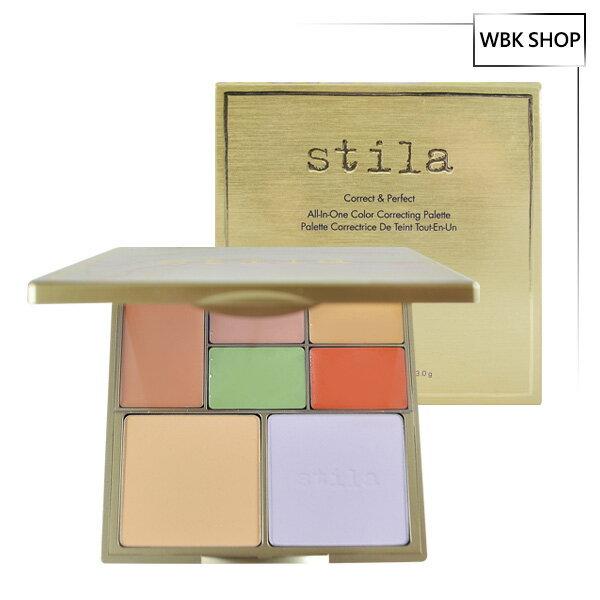 Stila Correct & Perfect 7合1修容膏狀盤 13g - WBK SHOP