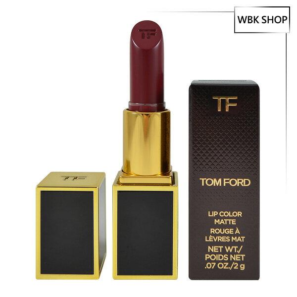 <br/><br/> Tom Ford 迷你設計師唇膏(微霧) #28 Nicholas 2g Lip Color Matte - WBK SHOP<br/><br/>
