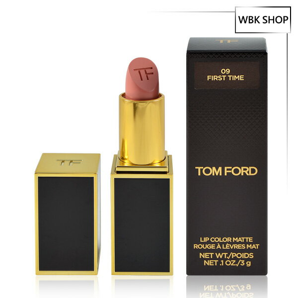 Tom Ford 霧感唇膏口紅 3g (多色可選) Lip Color Matte - WBK SHOP