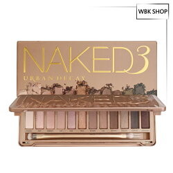 Urban Decay Naked 3 大地色系眼影盤 12色 - WBK SHOP