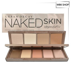 Urban Decay 9色高光打亮修容盤 #Light Medium Shift (粉狀 3.7gx4+膏狀 2.15gx5) Naked Skin Shapeshifter - WBK SHOP