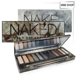 Urban Decay Naked Smoky煙燻妝色系眼影盤 12色 - WBK SHOP