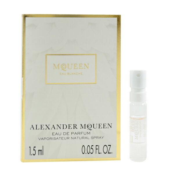 Alexander McQueen Eau Blanche 白花之水 女性淡香精 針管小香 1.5ml EDP - WBK SHOP 0