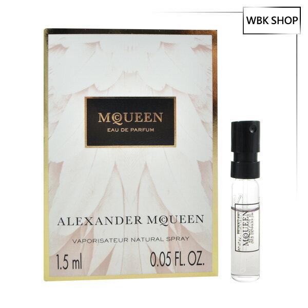 Alexander McQueen 女性淡香精 針管小香 1.5ml Perfume EDP - WBK SHOP 0
