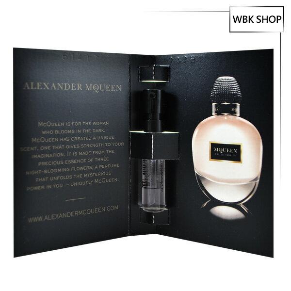Alexander McQueen 女性淡香精 針管小香 1.5ml Perfume EDP - WBK SHOP 1
