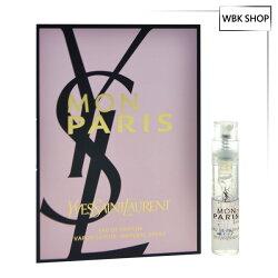 YSL 聖羅蘭 慾望巴黎淡香精 針管小香 1.2ml Mon Paris EDP  - WBK SHOP