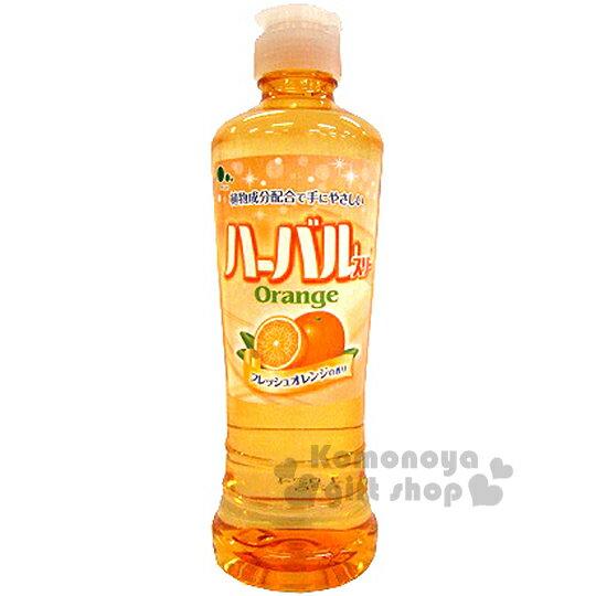 〔小禮堂〕MITSUEI 日製橘子去油汙洗碗精 《橘.橘子》容量270ml