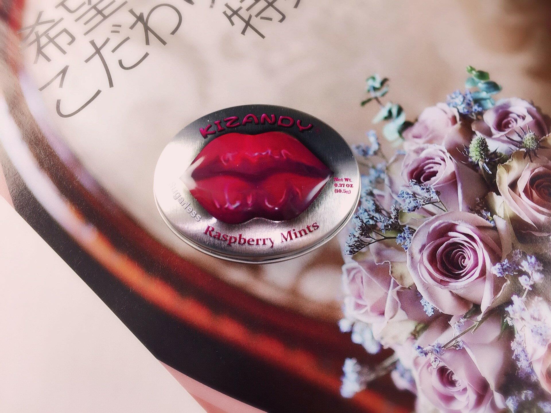 【Kizandy】香吻繽紛水果風味糖 覆盆子口味 婚禮小物