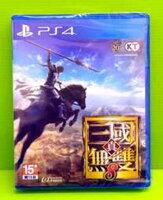 [現金價](鐵盒版) 數量有限 含特典 PS4 真 三國無雙 8 真・三國無双 8 中文版