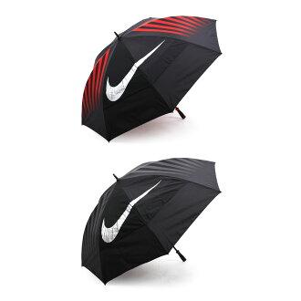 NIKE GOLF 高爾夫傘 (晴雨傘 商務傘 雨傘 抗風 遮陽傘【OTOT0141】≡排汗專家≡