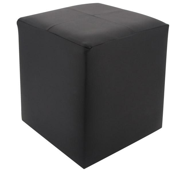 四方椅2 PLCH243 黑 NITORI宜得利家居