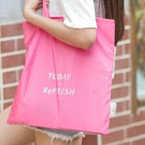 美麗大街【BF327E17】SAFEBET 專利產品可愛卡通折疊便攜購物袋環保袋收納袋大容量15升