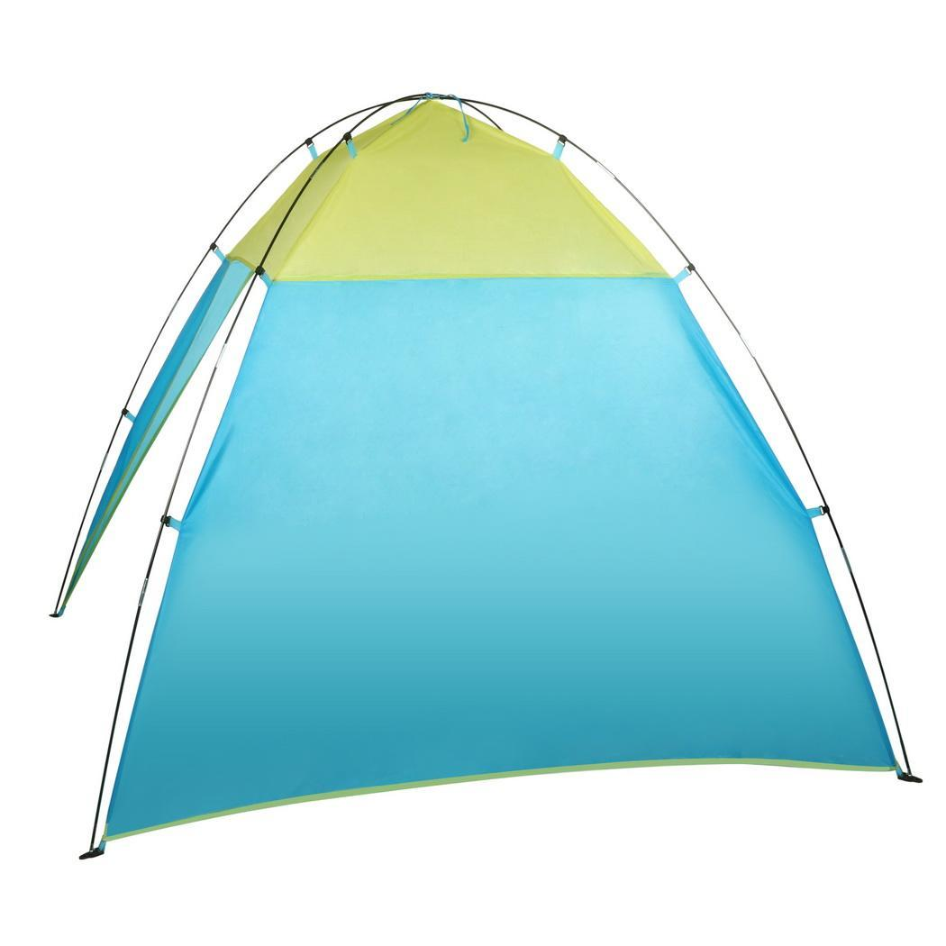 Single Layer Waterproof Open Fishing Beach Sunscreen Tent with Carry Bag 4