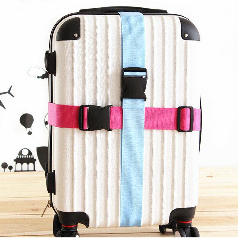 現貨 加長款188X5cm行李一字固定綁帶打包帶固定帶束帶捆帶行李箱綁帶