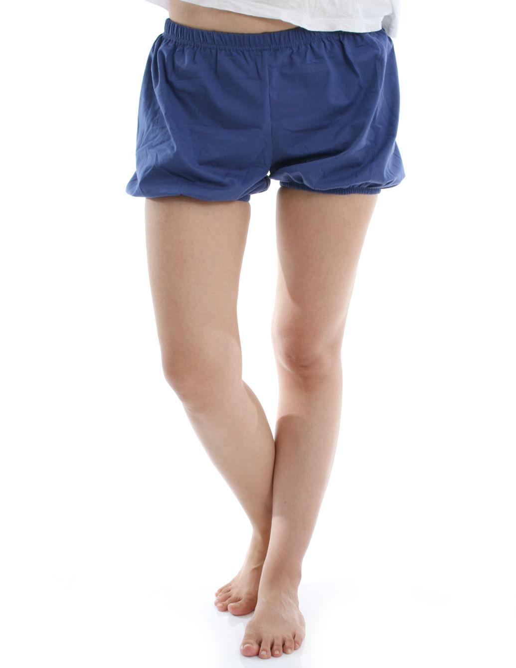 RTBU瑜珈褲~燈籠褲造型。深藍