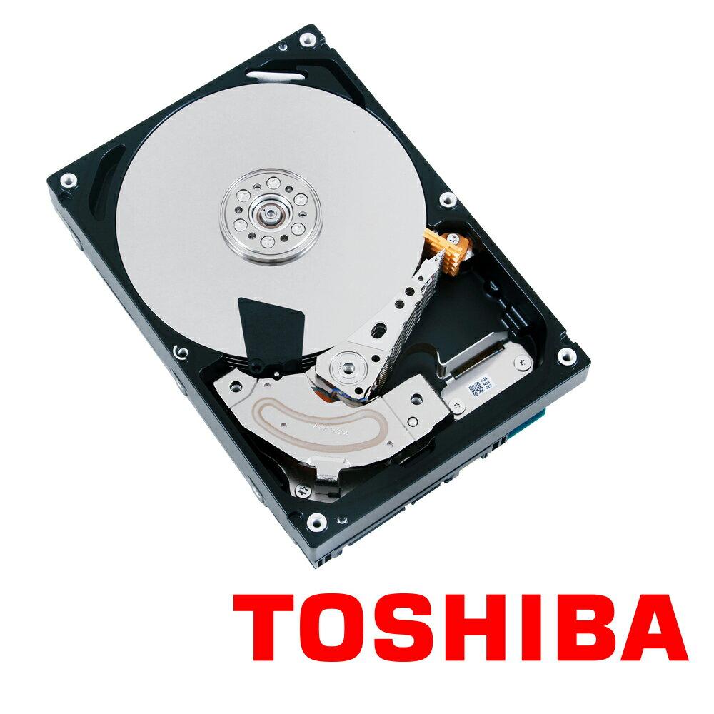 TOSHIBA 東芝 4TB (MD03ACA400V) 3.5吋 7200轉 SATA3 NVR/NAS 影音監控硬碟 三年保