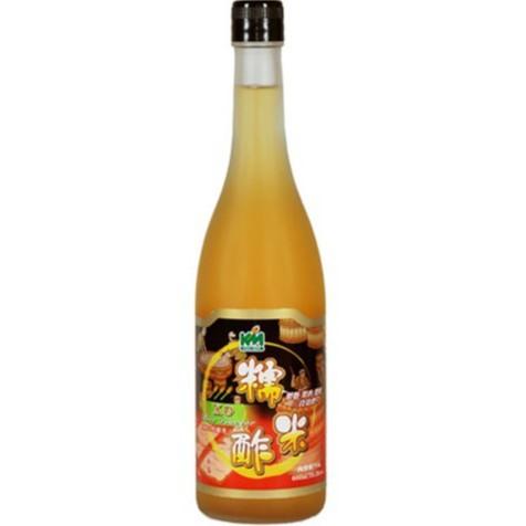 穀盛 XO糯米醋 600ml/瓶