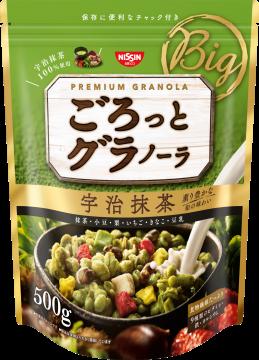 【橘町五丁目】日清早餐綜合穀片-宇治抹茶-200g、500g
