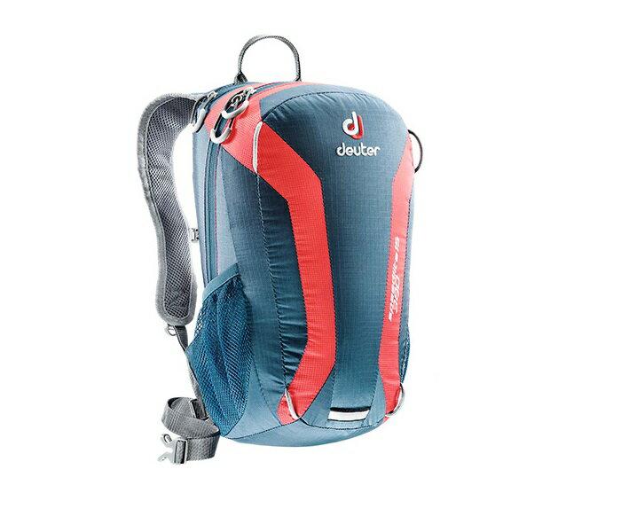 【露營趣】中和 deuter 33111 Speed Lite 15L超輕量旅遊背包 登山背包 攻頂包 自行車背包