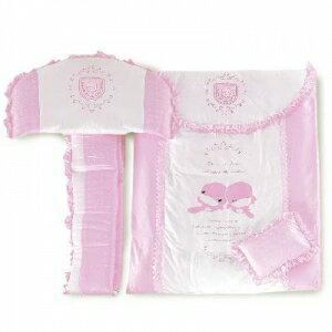 嬰兒寢具七件組 兩色