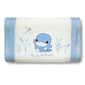 酷咕鴨涼感幼兒枕替換枕套 兩色