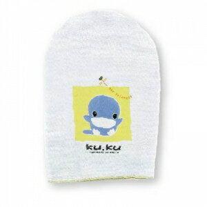 嬰兒沐浴手套-2入