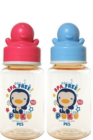 藍色企鵝 PES 奶瓶 120cc 二色