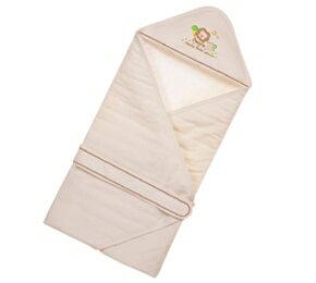 有機棉嬰兒包巾