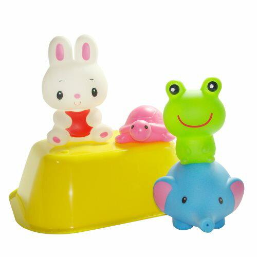 Toyroya 軟質洗澡玩具組 ~  好康折扣