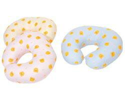 黃色小鴨 孕婦嬰童枕枕套 三色 ~  好康折扣