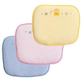 黃色小鴨 備長炭乳膠塑型枕 三色