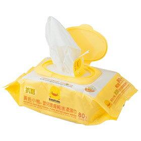 黃色小鴨 嬰兒護膚純水柔濕巾(單包)