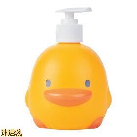 黃色小鴨 造型瓶沐浴乳