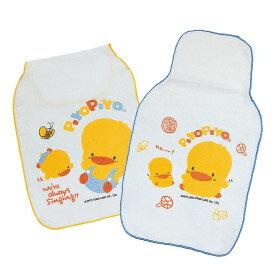 黃色小鴨 紗布吸汗背巾2入