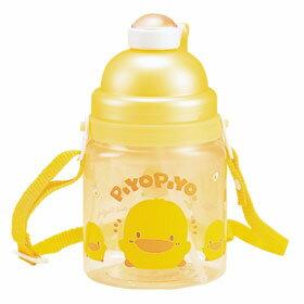 黃色小鴨 彈跳水壺系列~水壺550cc