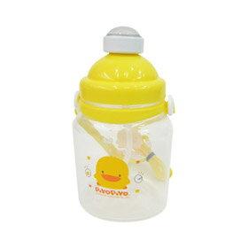 黃色小鴨 水壺 550cc
