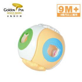 黃色小鴨 探索球體積木 積木球