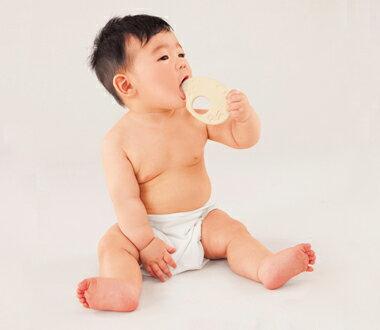 日本People米的咬舔玩具-固齒器 (米製品玩具系列) KM003