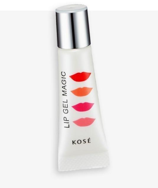 ◎LY愛雅日貨代購◎ 日本代購 Kose Lip Gel Magic 口紅雨衣