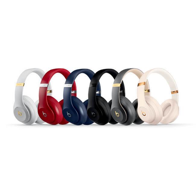 宅配免運 台灣公司貨 Beats Studio3 Wireless 耳機 Studio 3 藍芽 頭戴式【BEA001】